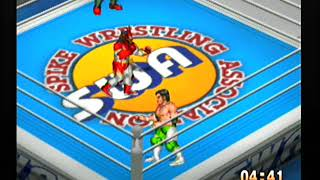 firepro Wrestling Z Gameplay