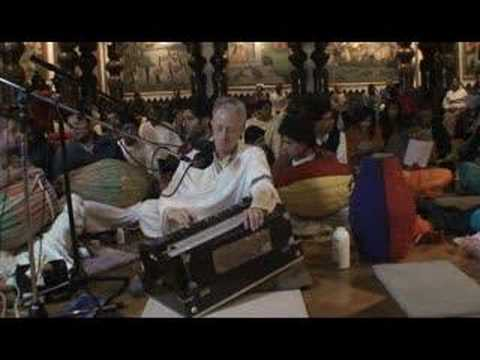 NY Eve Bhajan - Mukunda Datta das - Bhaja Hure Mana - 8/16