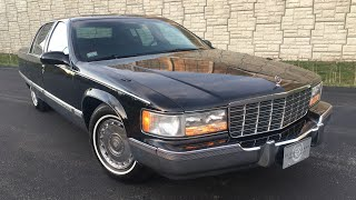 1995 Cadillac Fleetwood 66k miles slick top by Specialty Motor Cars