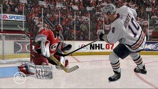 Hindsight: A Look Back At NHL 07
