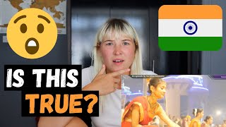 Five Things That FOREIGNERS Can LEARN From INDIA! | British GIRL REACTS!