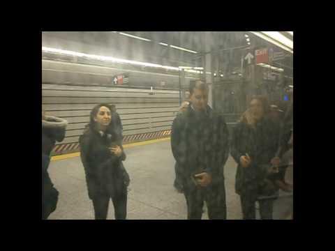 Second Avenue Subway  Ceremony