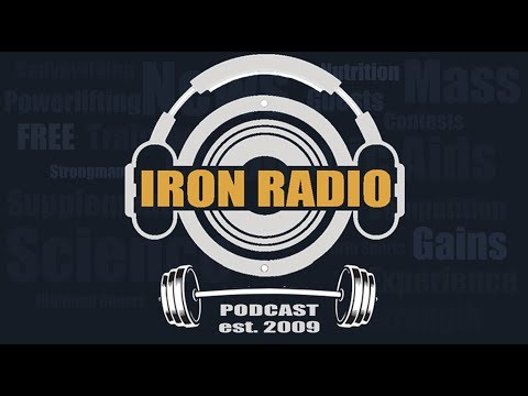 545 IronRadio Lacie Mackey, Coffee in the Sports Nutrition Business