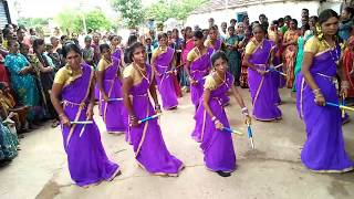 Telangana kolatam Video song amma Telangana vandhanalmma