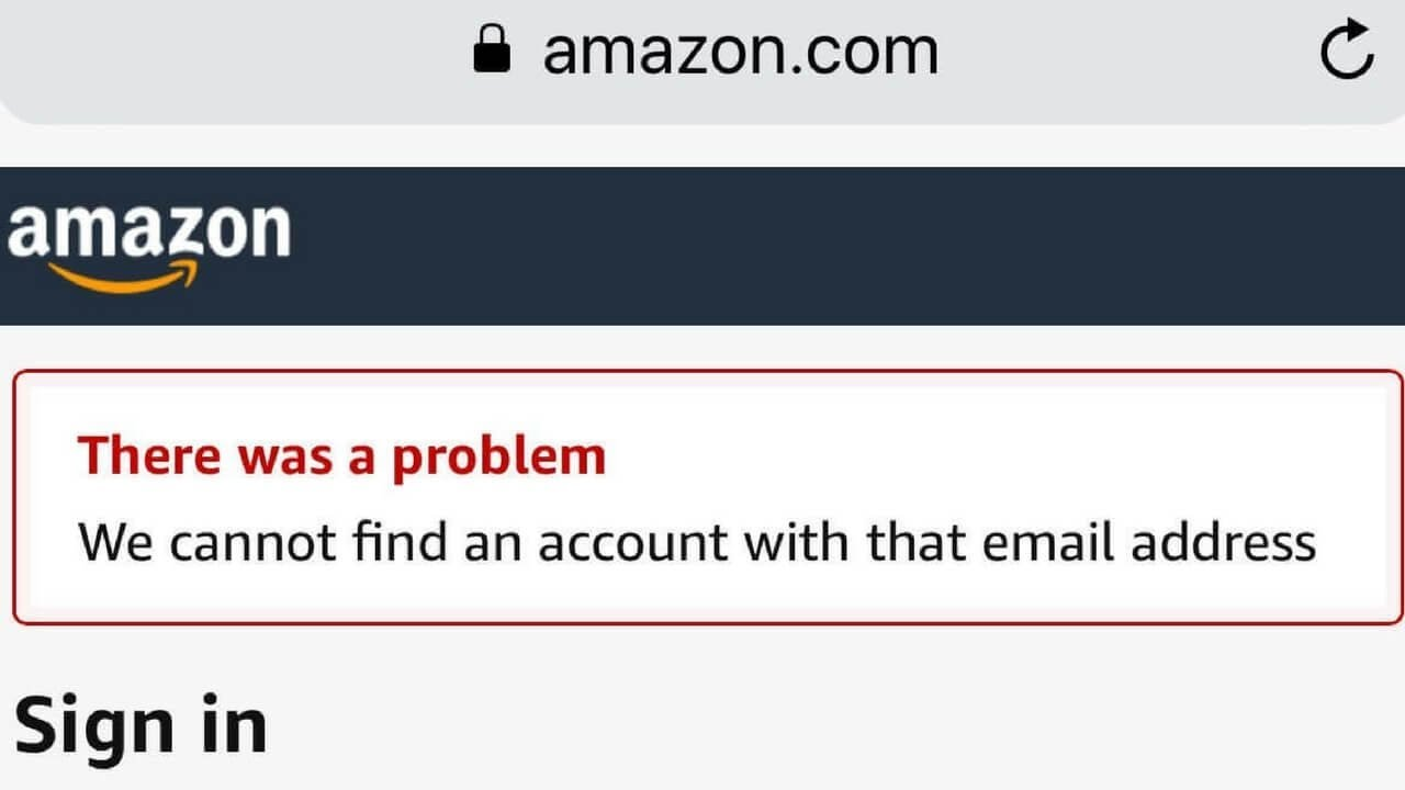 Can't login to AMAZON Your Account Has Been Closed Mysterious & Sudden  Amazon Account Closure