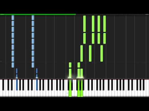 Wake Me Up When September Ends - Green Day [Piano Tutorial] (Synthesia) // Elaine Yu