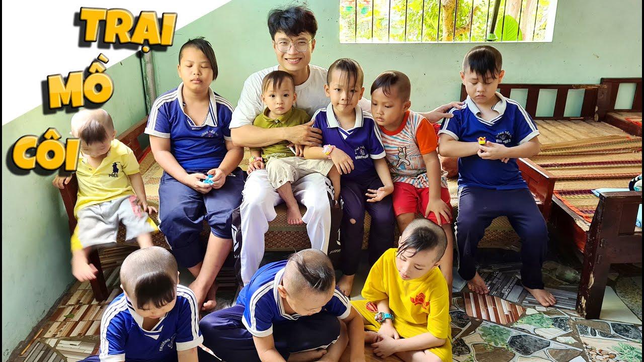 Tony Suýt Khóc Khi Vào Trại Mồ Côi - Kỉ Niệm Đáng Nhớ