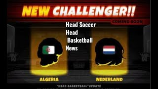 Head Basketball News 1.15 Update Coming Soon