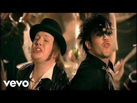 Fall Out Boy - This Ain't A Scene, It's An Arms Race (Official Music Video)