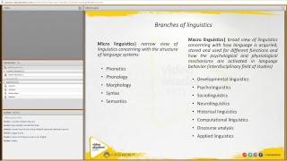 ÖABT İNGİLİZCE - Introduction to Linguistics