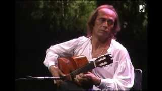 Paco de Lucia - Cancion de Amor / Entre dos Aguas (Live in Sevilla)