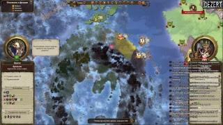Total War Warhammer 2 - Лесные Эльфы - [4] - Спасаемся от опытных пидоров