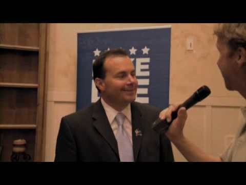 Interview with Mike Lee for U.S. Senate