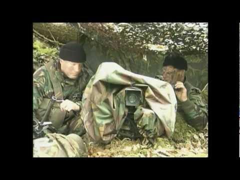 SAS Escape, Evasion, Survival (1/4)