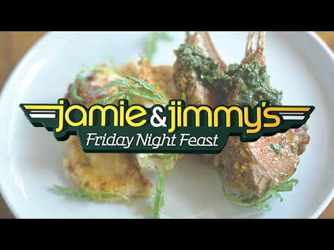 Friday Night Feast | Rack of Lamb | 8pm. Channel 4. Friday. UK