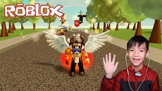 ROBLOX Super Power Training Simulator GAMEPLAY