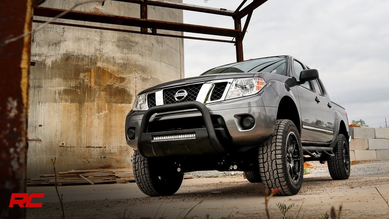2018 Nissan Frontier Rough Country Off Road Edition Gray ...