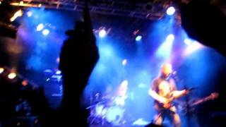 Cky - 96 Quite Bitter Beings (clip) live London 7.10.09