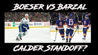 Barzal or Boeser, Who Wins?