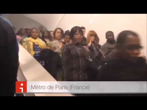 Russian (Moscow) metro vs metro from France (Paris)