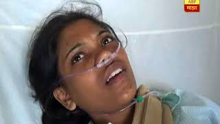 Virar Komal Chavan lady whom thrown out of Local train Exclusive interview