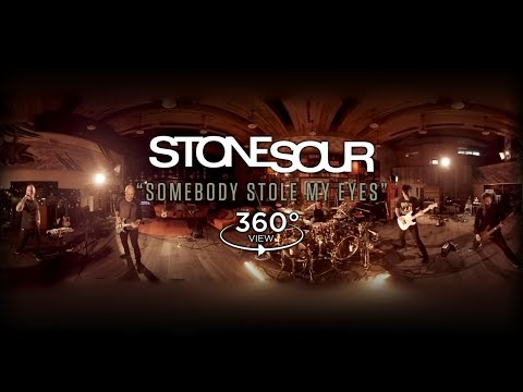 Stone Sour - Somebody Stole My Eyes