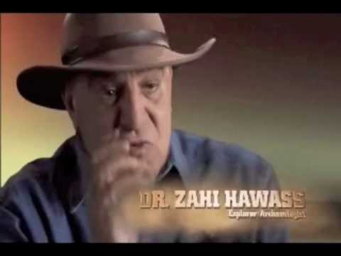 Zahi hawass and asshole