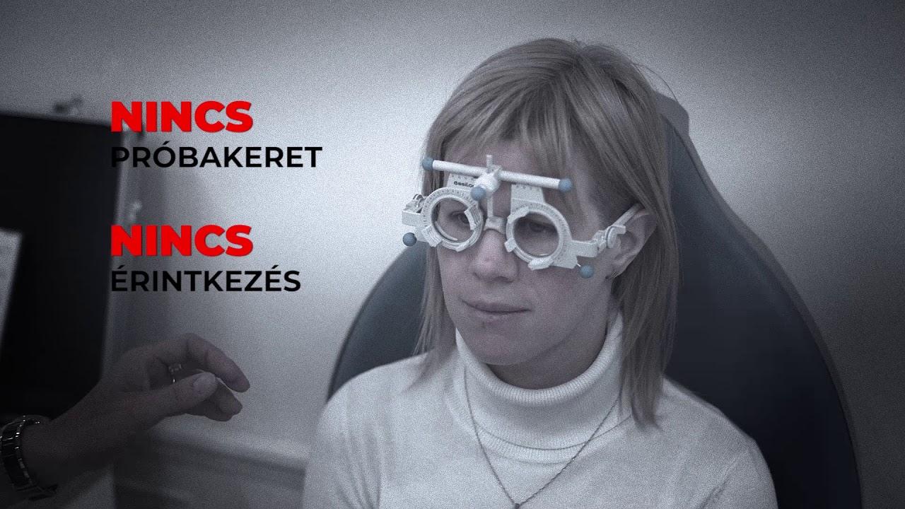 piócák beállítása a látás javítása érdekében