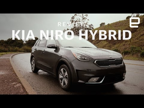 Kia Niro Hybrid review