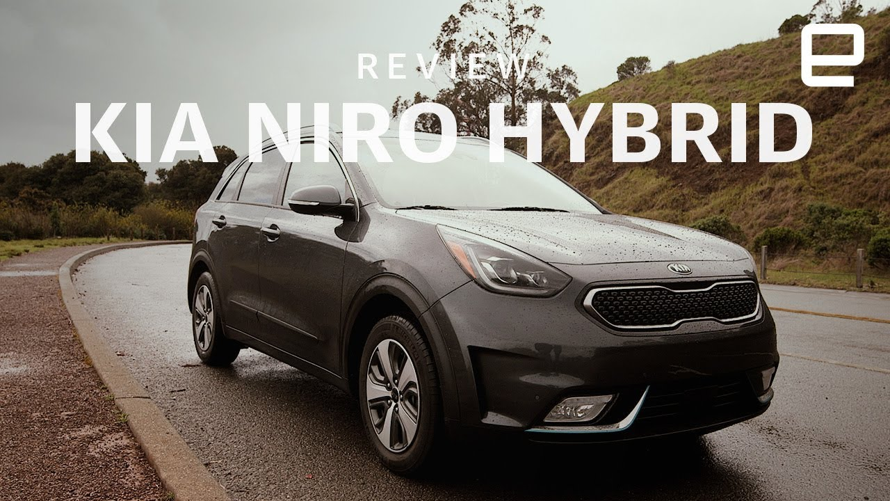 kia niro hybrid review youtube. Black Bedroom Furniture Sets. Home Design Ideas
