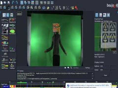 Motion Capture with Maya Tutorial