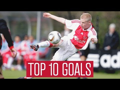 TOP 10 GOALS - ABN AMRO Future Cup