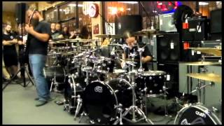 Derek Roddy / Ruston Grosse...Rockin Seminole Music Part 1