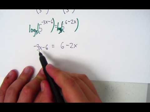 Exponential Equations - Type 1