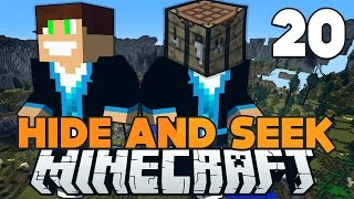 Minecraft Hide'n'Seek #20 | Vertez, HayPad, Purpose