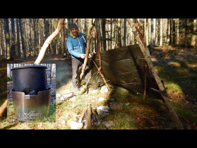 Neues Bushcraft Gelände und der X-Boil von Leo