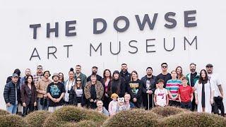 TMD x Dowse Art Museum: Museum walk through