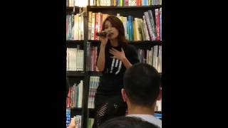 林芯儀 Shennio Lin《道聽塗說》LIVE HD 台中誠品園道店 20160402