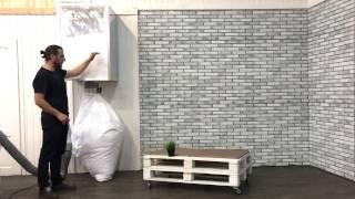 видео Изготовление бескаркасной мебели