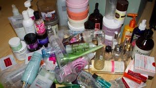 BEAUTY | A Copious Amount of Empties