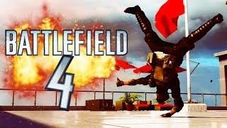Battlefield 4 - Random Moments 46 (hilarious Killcams, Dip Dip Potato Chip!)