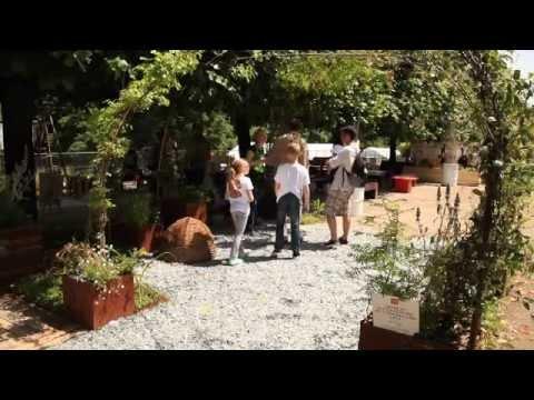 La Cabane Polypode® - De la Plume A la Bêche - Jardins Jardin 2014