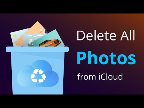 How to delete all photos from iphone on mac