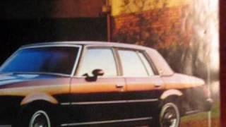 1984 Buick Regal Brochure