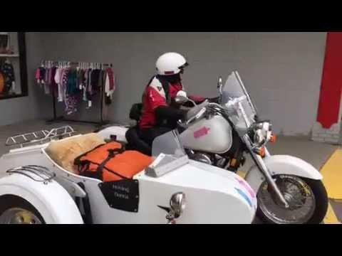 Sirens Motorcycle Club NYC Transports Human Milk