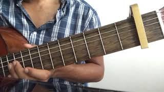 Shyn - Ampela guitare tuto
