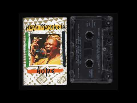 Hugh Masekela - Hope - Full Album Cassette Rip - 1994