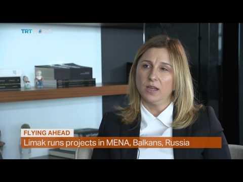 Money Talks  Interview with Turkish businesswoman Ebru Ozdemir