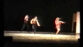 Kriszt Revü  /önálló táncest/  1993/2 Thumbnail