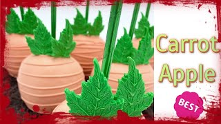 How To Create A Chocolate Carrot Apple